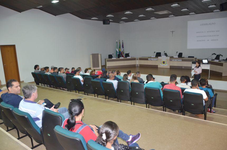 Administração Municipal empossou mais 26 novos servidores aprovados em concurso
