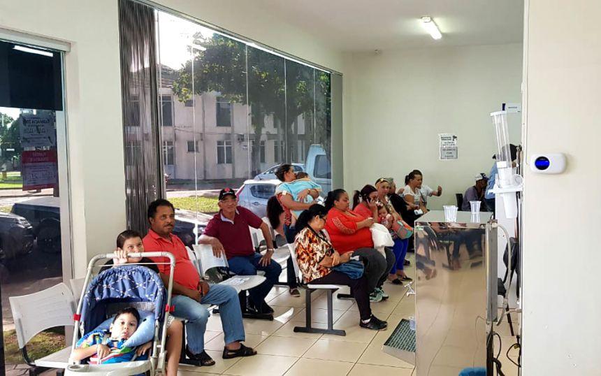 Médicos especialistas do Ciscomcam começam a vir atender em Ubiratã; primeiro foi um oftalmologista