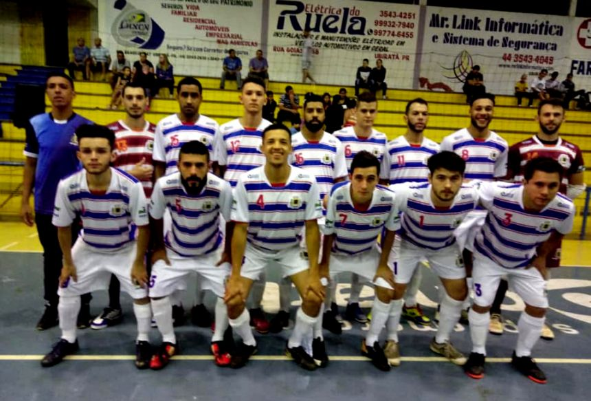 Ubiratã vence em casa e se classifica na Copa Amop de Futsal