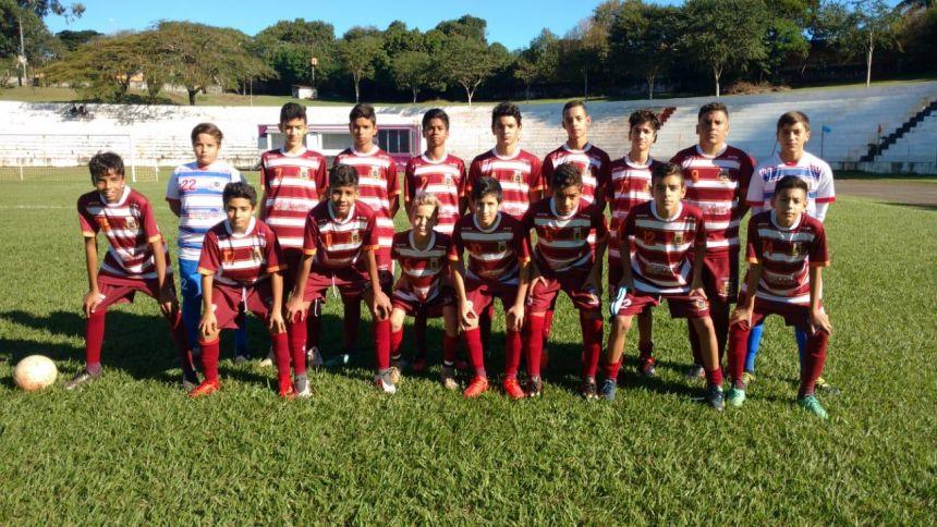 Ubiratã classifica as três equipes para as semifinais da 3ª Copa Faheder de Futebol de Base
