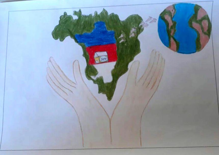 """Alunos participaram de concurso de logomarcas com o tema """"Educação Empreendedora: Um Sonho de Futuro"""""""