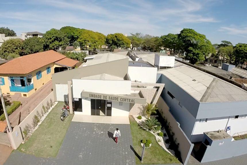 Unidades de saúde de Ubiratã contam com prontuário eletrônico desde 2014