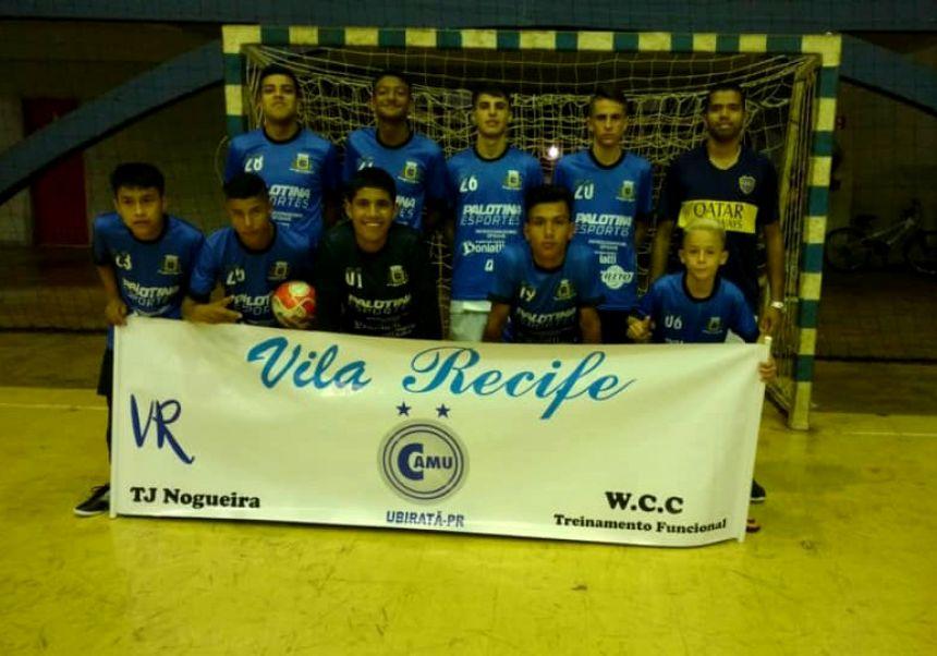 Categorias de Base do Futsal iniciam competição da Copa Sou Daqui, Meu Bairro Minha História