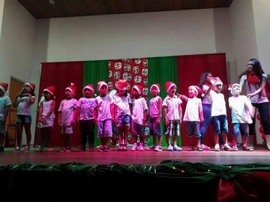 Natal do CMEI Arte de Crescer