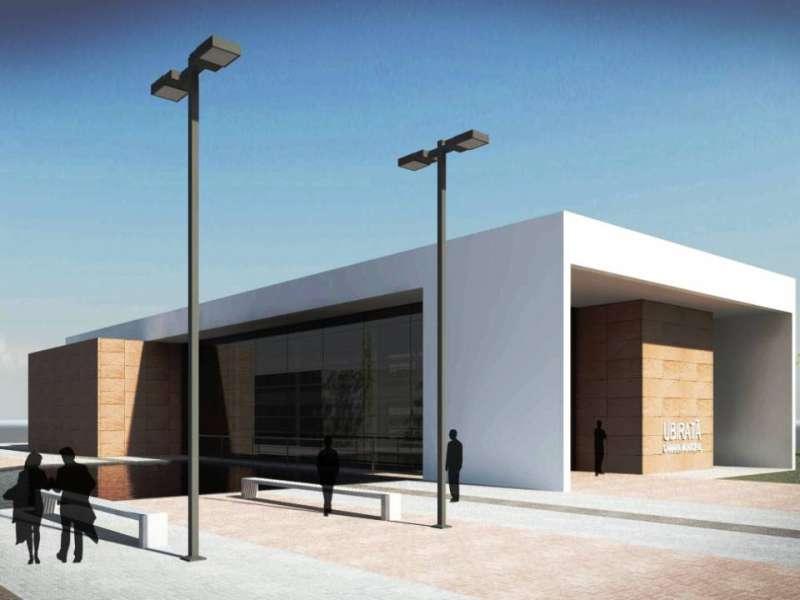 Perspectiva do prédio mostra o quanto moderna será a Câmara de Vereadores