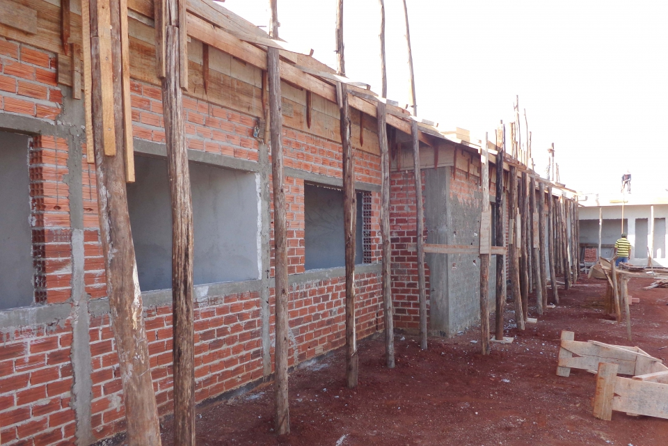 A Unidade de Saúde do Josefina II contará com uma área total de 357 m²