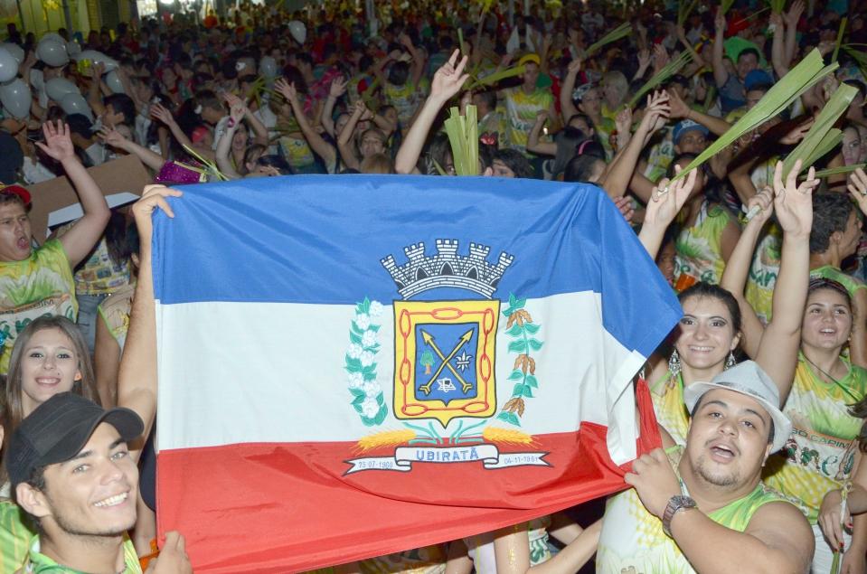 O Carnaval ubiratanense foi um sucesso nos anos anteriores e caiu no gosto popular