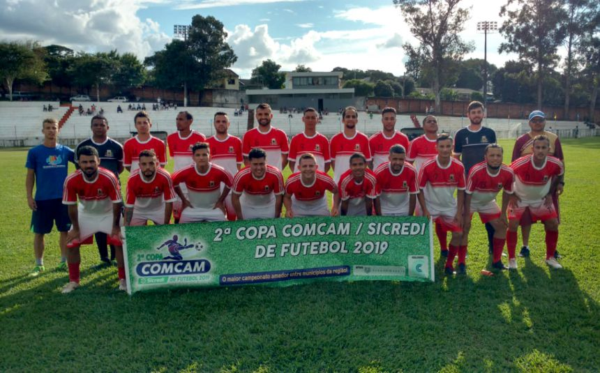 Ubiratã vence Peabiru pela Copa Comcam/Sicredi