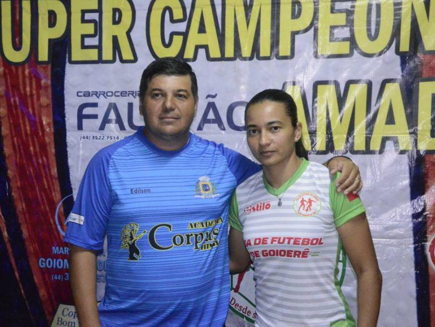 Ubiratã disputa Campeonato da Liga de Goioerê que começa em 15 de abril