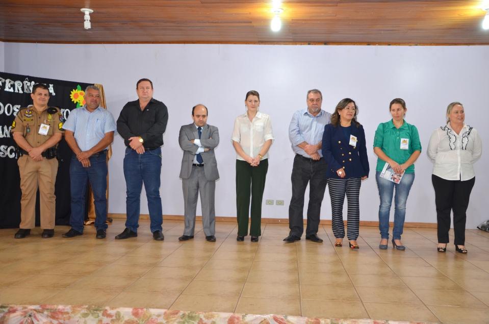 Representantes dos Três Poderes participaram do evento