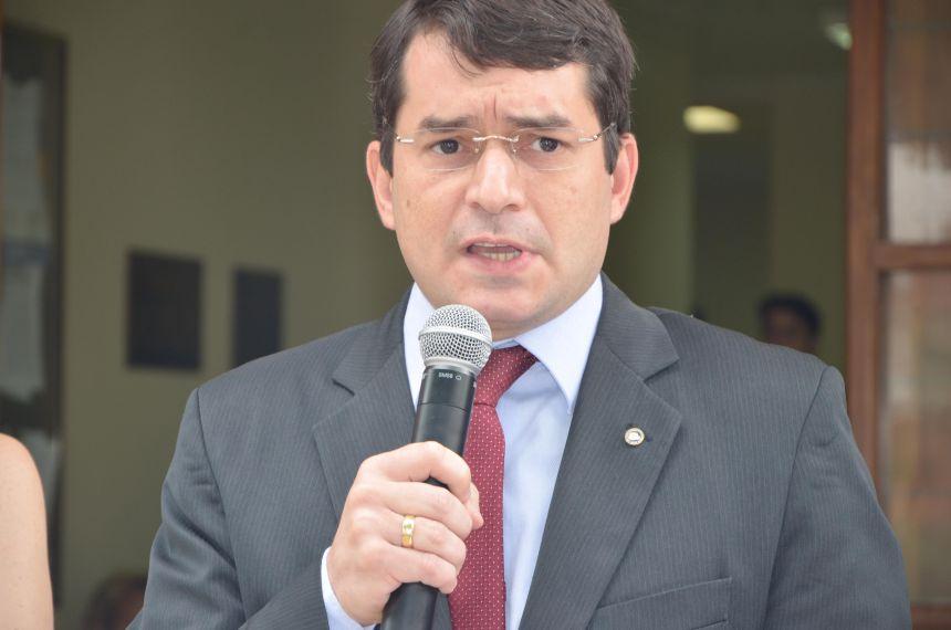 Poder Judiciário de Ubiratã promove ato em favor da Justiça e das instituições brasileiras
