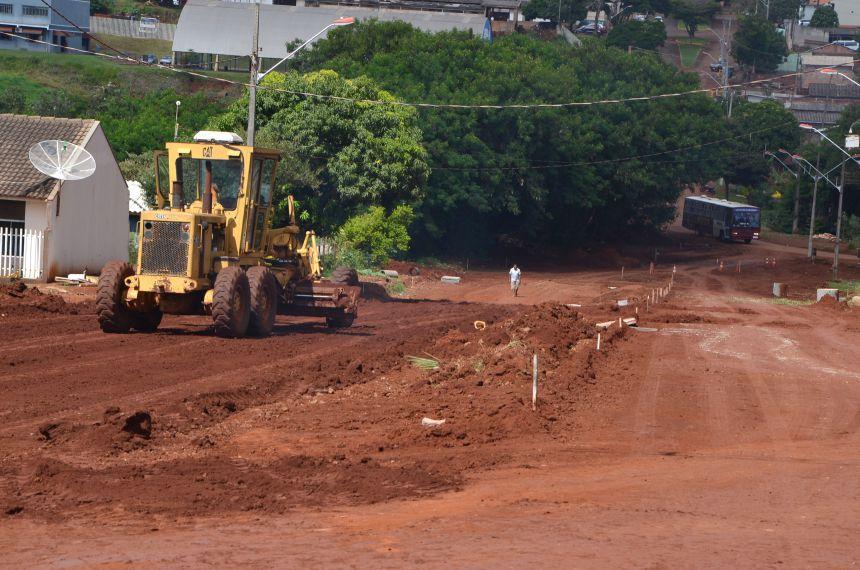 Urbanização da Avenida João Medeiros e Rua Vereador Jorge de Oliveira começa a transformar as duas regiões