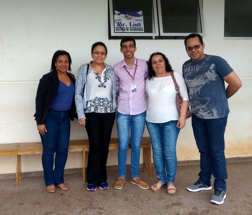 Referência: Secretarias de Saúde de diversos municípios vem a Ubiratã conhecer como funcionam os fluxos e protocolos usados aqui