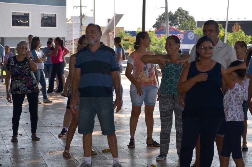 "Carnaval ""Ubiratã Mais Ativa"""