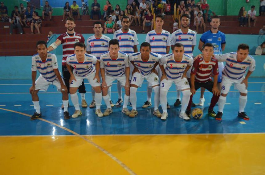 Ubiratã mantem invencibilidade na Copa Amop de Futsal