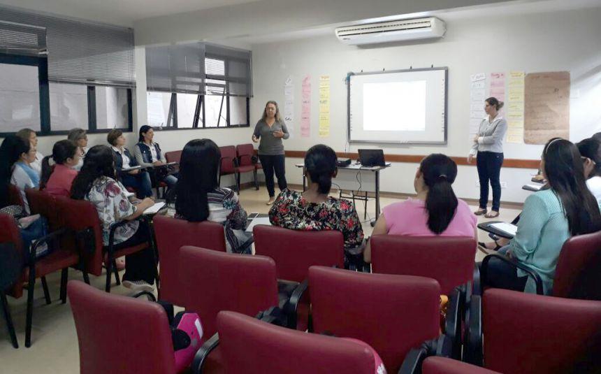 Reunião tratou do Plano Municipal de Educação