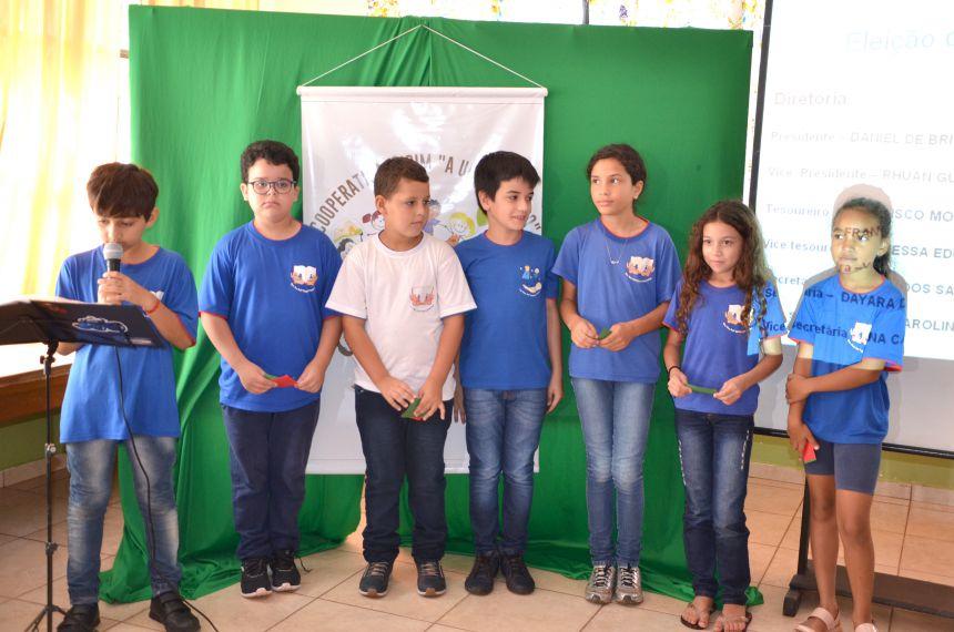 """Realizada em Ubiratã a Assembleia Ordinária da Cooperativa Mirim """"A União É Tudo"""""""