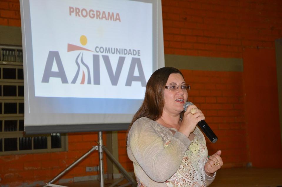 Vereadora Ivone destacou a importância desse programa para os agricultores da região de Yolanda