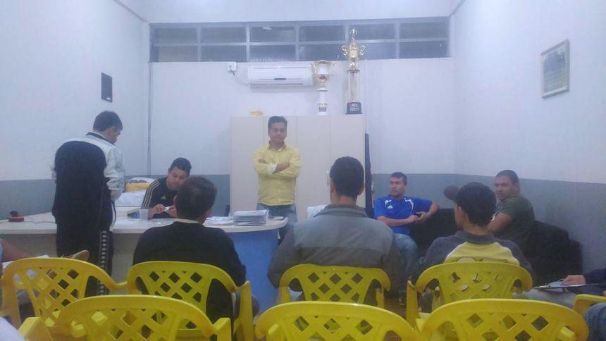Torneio Início da 1ª Ubiratã Veteranos Futebol Cup será realizado neste final de semana
