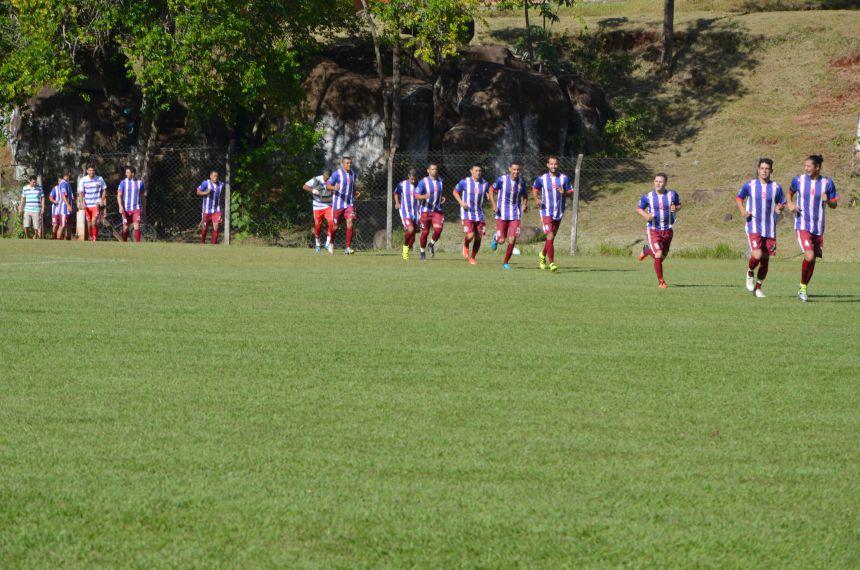 Ubiratã vence mais uma no Claudinão e se classifica para as quartas de final do Amador da Liga de Goioerê