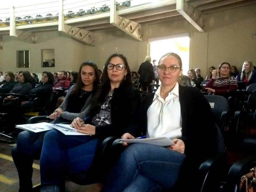 Ubiratanenses participam de curso sobre transtornos mentais no trabalho