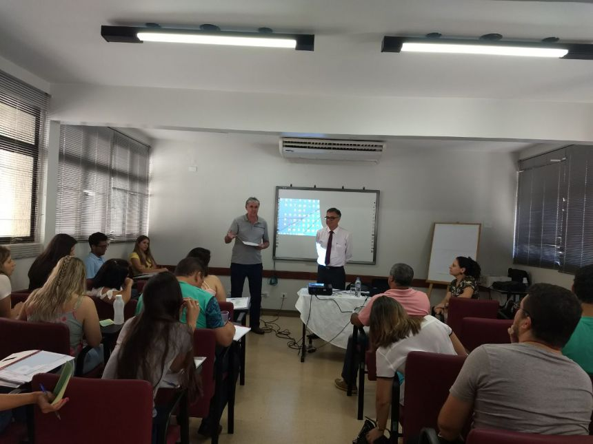 Servidores municipais participam de curso sobre sindicância e processo administrativo disciplinar
