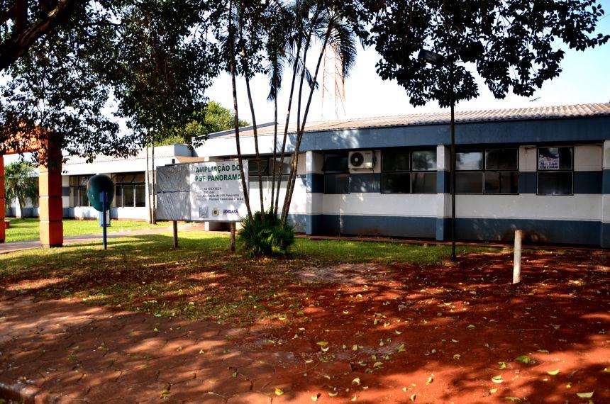 Unidade de Saúde Panorama está sendo ampliada para melhor atender a população