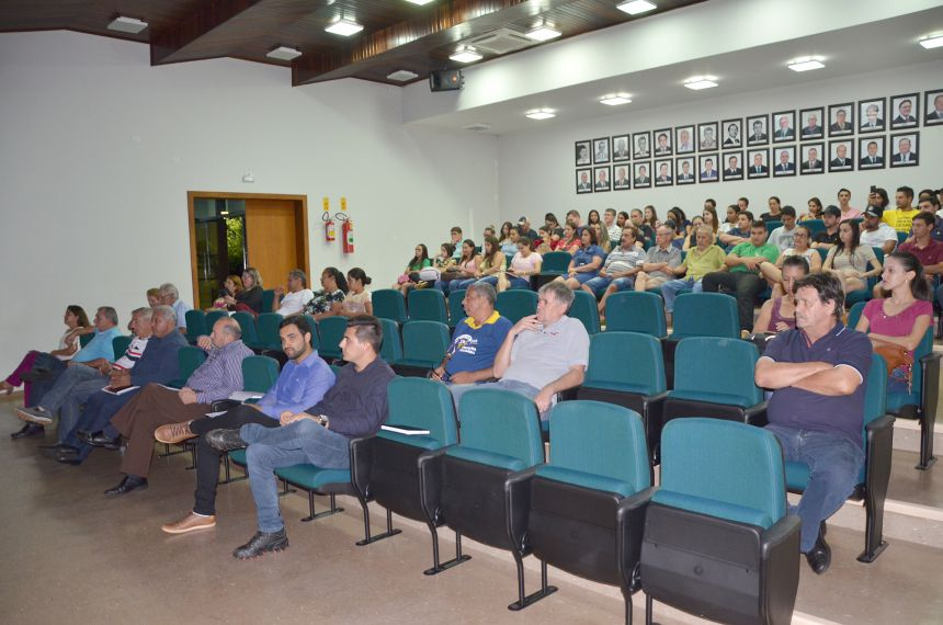 Resultados do 3º Quadrimestre de 2017 foram apresentados em Audiência Pública