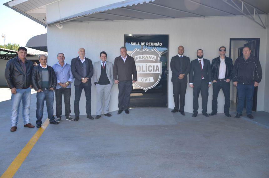 50ª Delegacia Regional de Polícia de Ubiratã foi totalmente revitalizada
