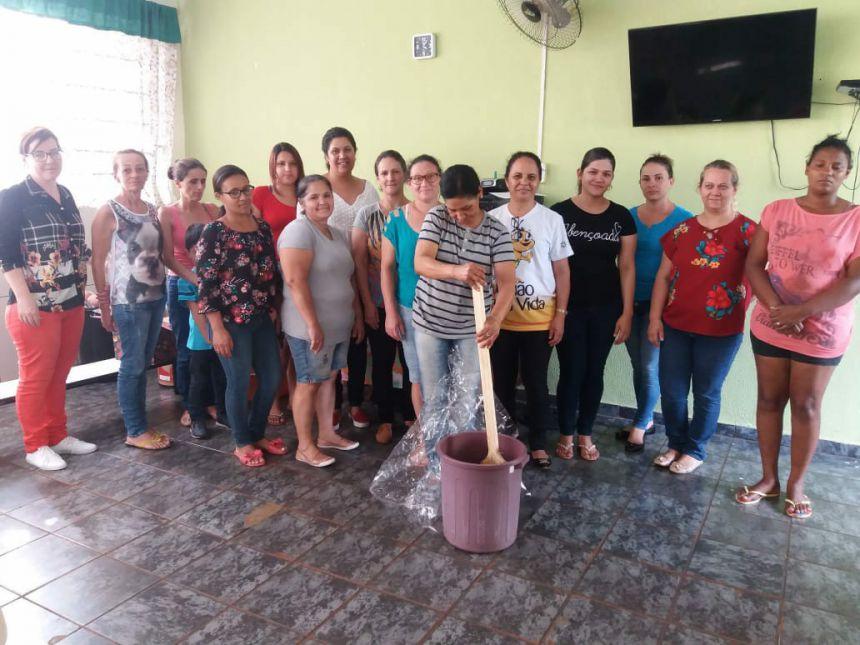 """Programa """"A União Faz a Vida"""" trabalha mudança de hábitos para melhoria de vida em comunidade"""
