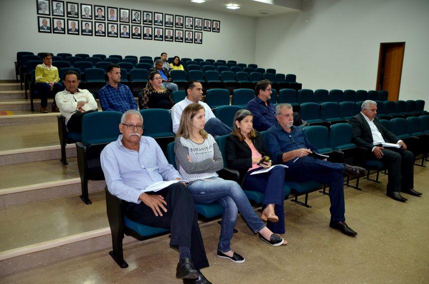 Audiência Pública apresentou os resultados do 1º Quadrimestre de 2018