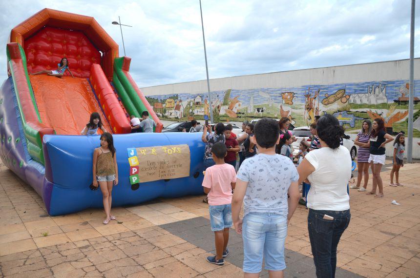 Realizado em Ubiratã a Feira do MEI e Feira Educação Empreendedora 2018