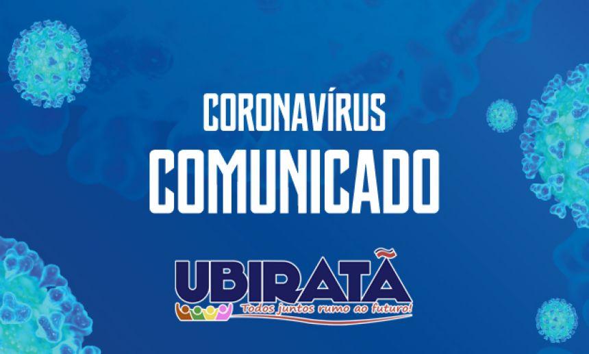 Hospitais e Secretaria de Saúde esclarecem que não há casos confirmados de Coronavírus em Ubiratã