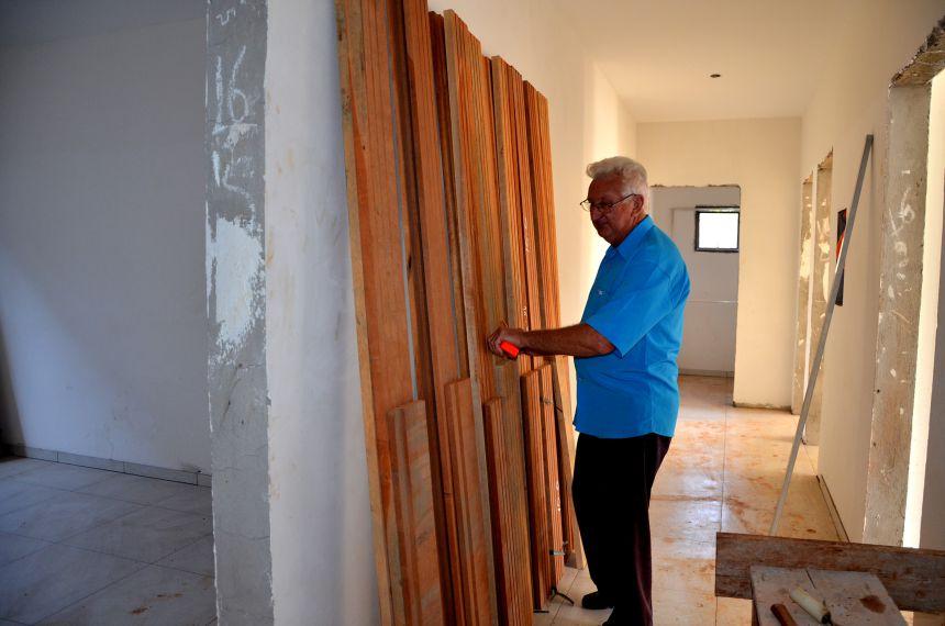 Unidade de Saúde Vila Esperança terá mais 104,71 metros quadrados de área ampliada