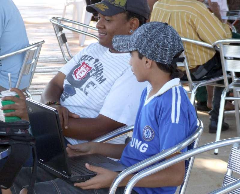 O processo de inclusão digital passa pelo acesso à internet de qualidade