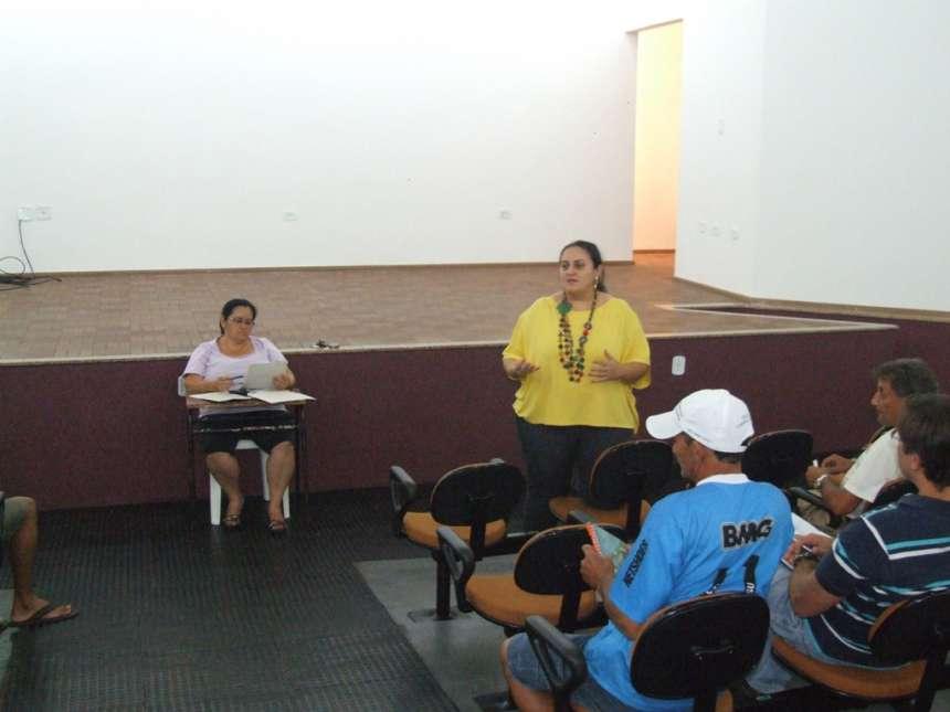 A Secretária de Educação e Cultura, Inês Bento, falou sobre a importância deste calendário