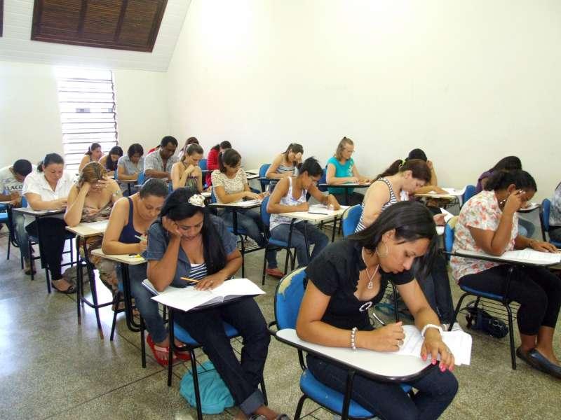 As provas aconteceram na Faculdade Dom Bosco