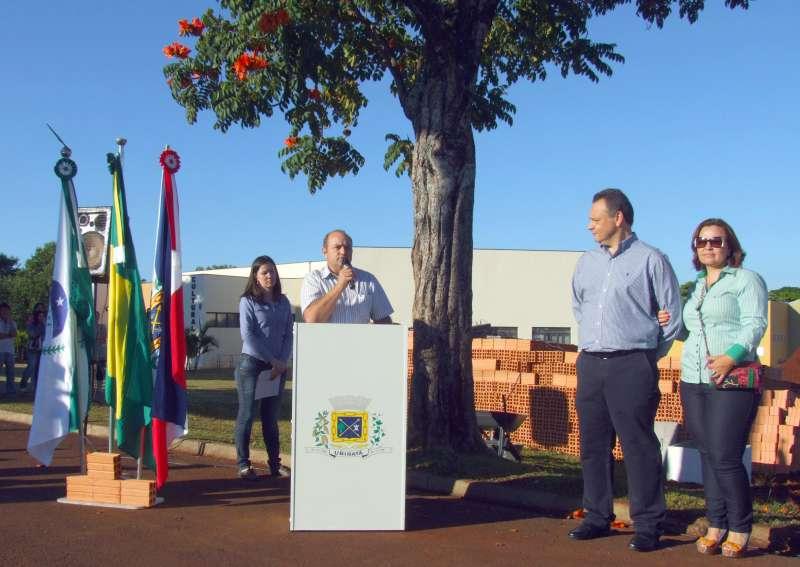Presidente da Câmara destacou a união do Legislativo com o Executivo