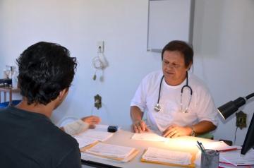22 médicos atendem os ubiratanenses e cidadãos de outros municípios