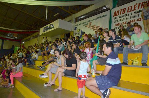 Finais dos JAMUS movimenta noites no Ginásio de Esportes