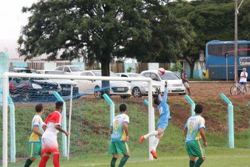 Mais uma goleada de Ubiratã na Copa Comcam