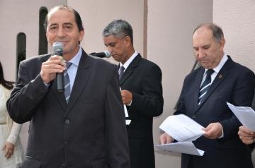 Prefeito de Nova Aurora destaca a comarca em sua cidade como uma grande conquista para a região