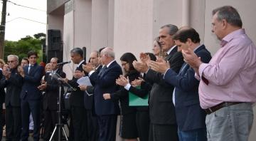 A nova comarca será integrada pelos municípios de Cafelândia e Iracema do Oeste, juntamente com seus respectivos distritos