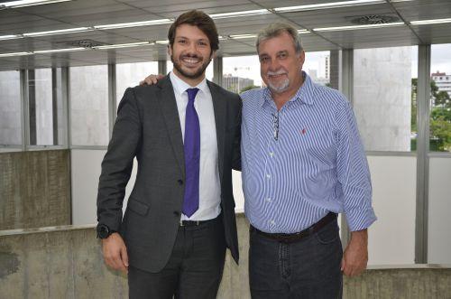 Prefeito Baco em Curitiba