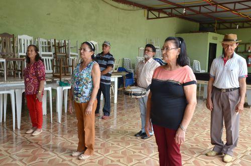 Iniciada a seleção para formação da Fanfarra Anos Dourados de Ubiratã