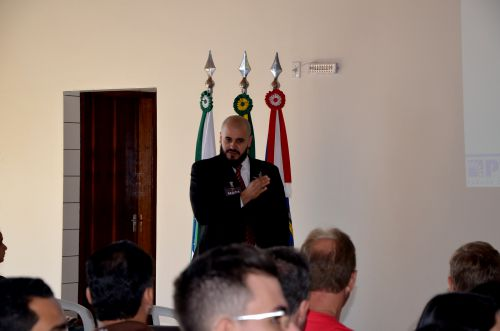 Ubiratã realizou Encontro de Gestão de Projetos e Liderança