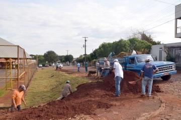 O objetivo desse serviços é oferecer melhor qualidade de vida aos moradores do Jardim Josefina I