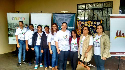 Secretária da Assistência Social participa de evento do Dia C