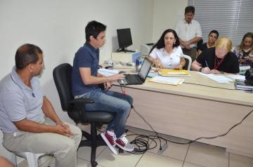 Participaram do pregão presencial nº 04/2015 cinco empresas