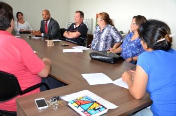 A Comissão organizadora da Carnaval da Seringueira conta com representantes de diversos setores da sociedade